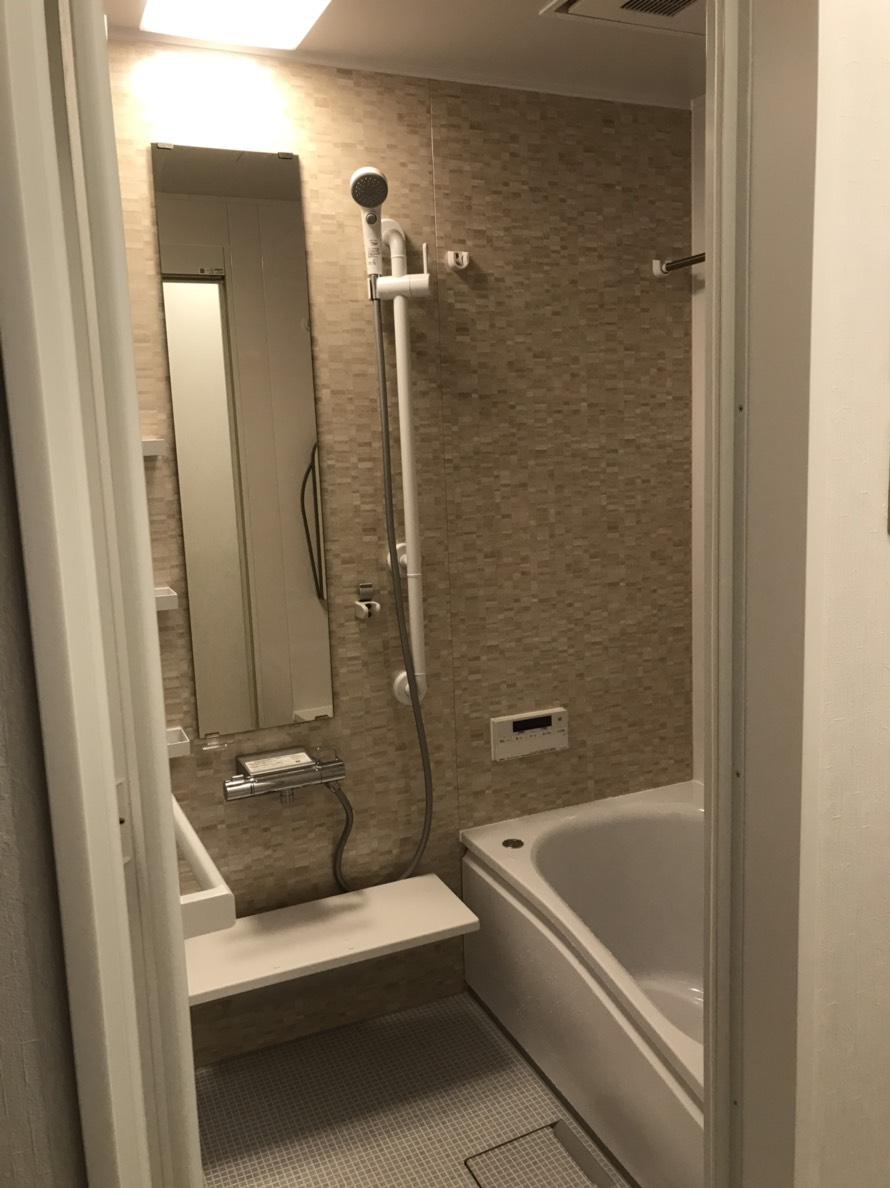 浴室・洗面改装・給湯器取替え工事