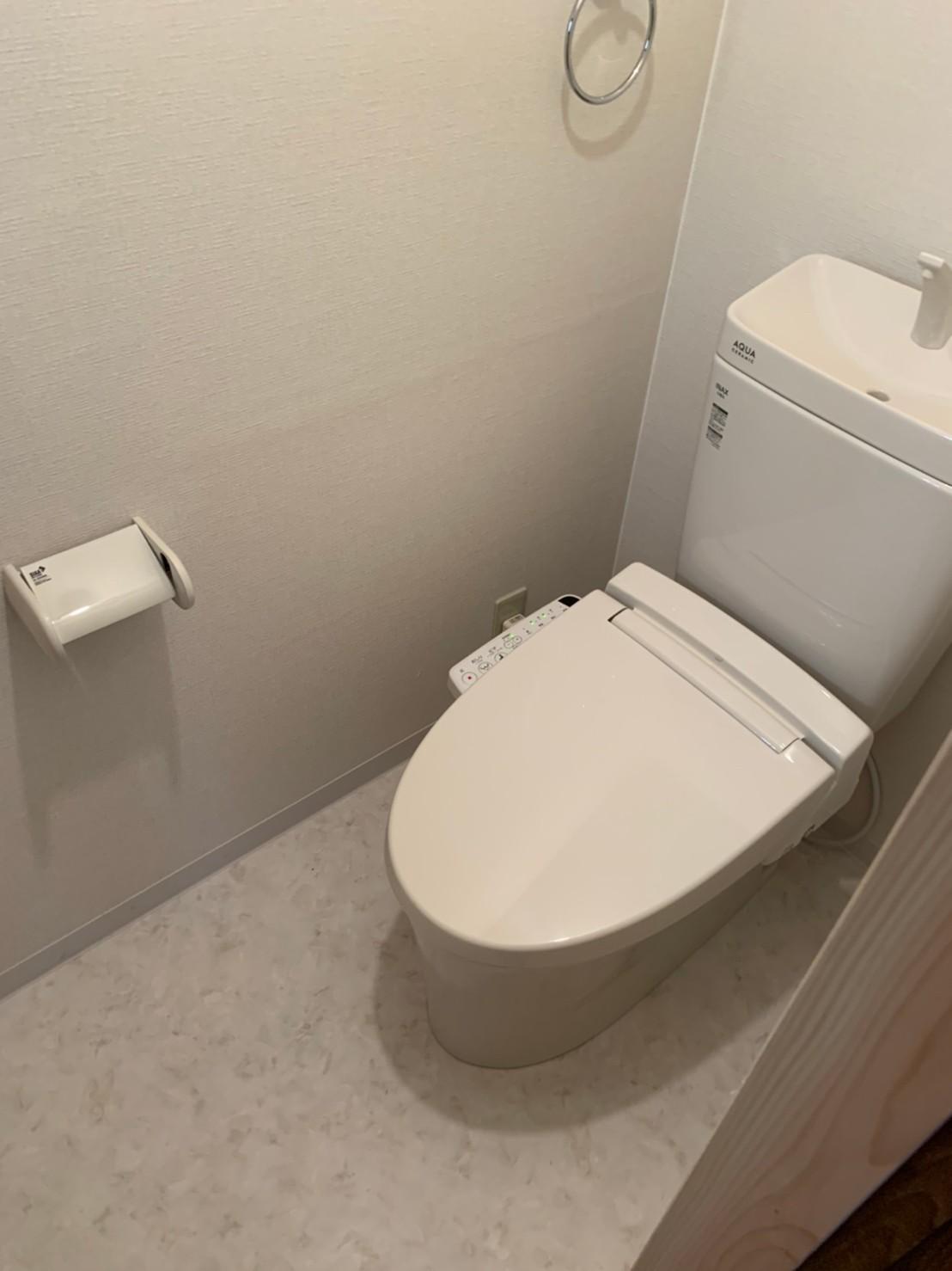 トイレ・流し台交換工事