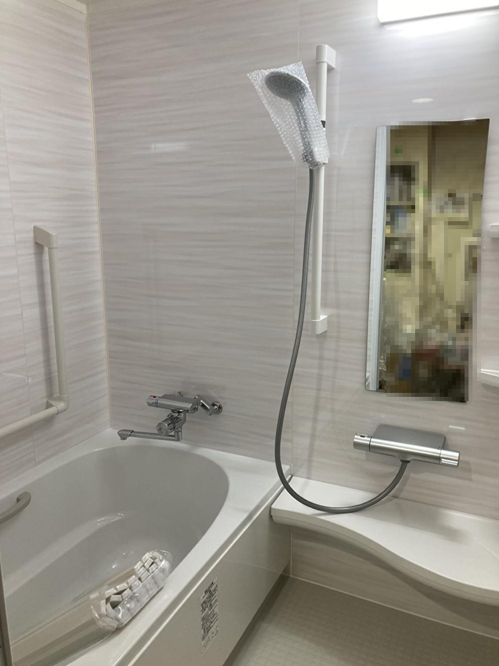 マンション お風呂、トイレ交換工事