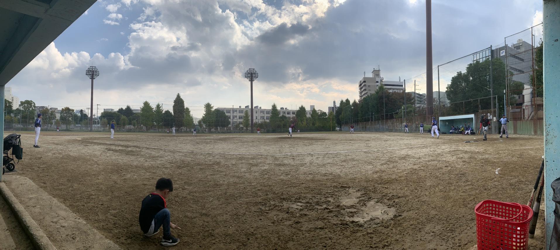 まいりほ野球部に行ってきました!