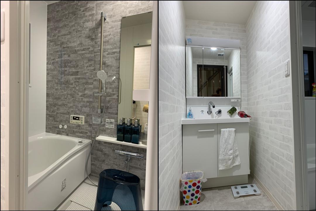 浴槽の広さが2倍!ゆったりくつろげる空間に
