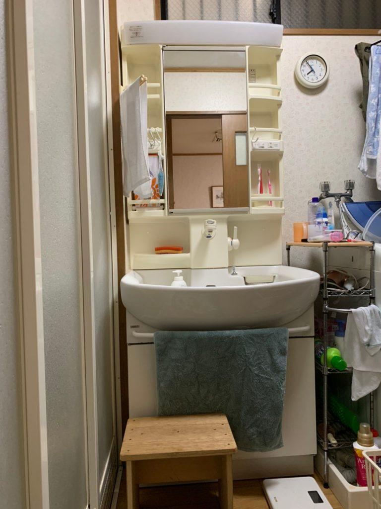 展示品処分セール大特価!トイレ2台+洗面台交換
